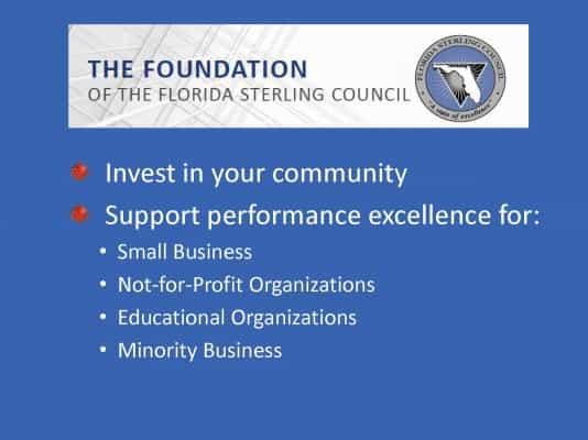 Foundation - Florida Sterling