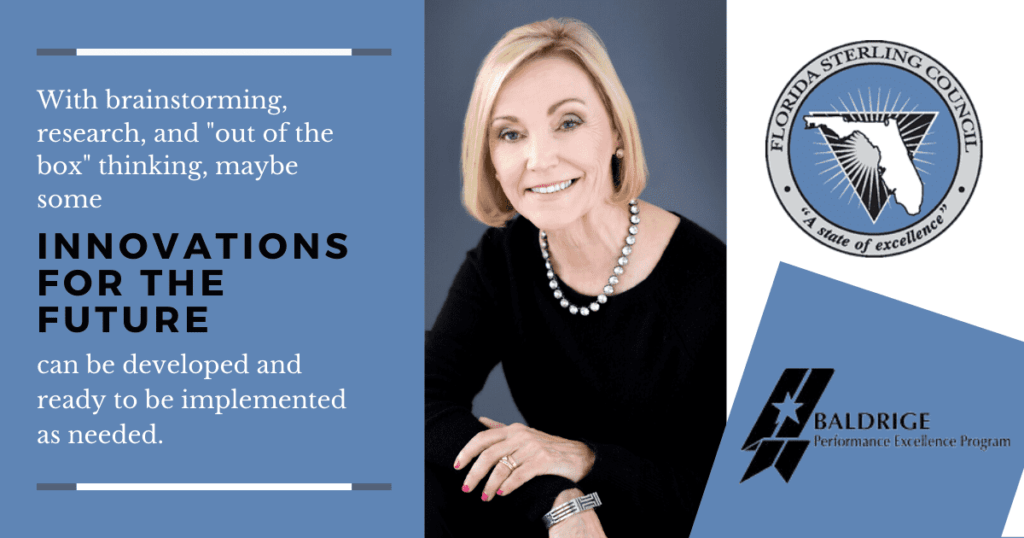 Dr. Mary Beth Corace, Master Examiner, ponders the future of educational policy - both with the advent of virtual school technology and after a global experience like the COVID19 crisis.
